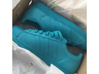 Adidas Superstar Supercolour Trainers UK 4 NEW