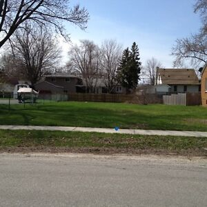 LASALLE BUILDING LOT-