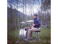 BEST DRUMMER in the world LOOKING for his MATCH on GUITAR