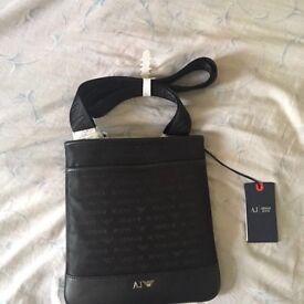 Armani Jeans Pouch l/Bag