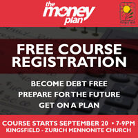 FREE Personal Finance Course - The Money Plan