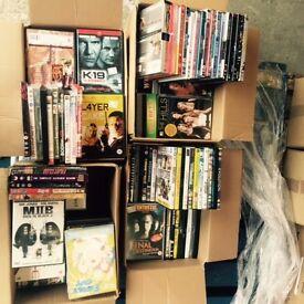 Bulk sale of DVDs 30,000 units available