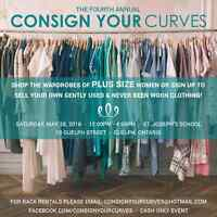 Ontario's Largest Plus Size Consignment Sale!