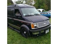 Chevrolet Astro GMC Prestige AWD Day Van 7 seat MPV / Camper on LPG , May take a part exchange !