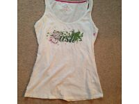 Lush vest top by Charlotte Church for Dorothy Perkins - size 12