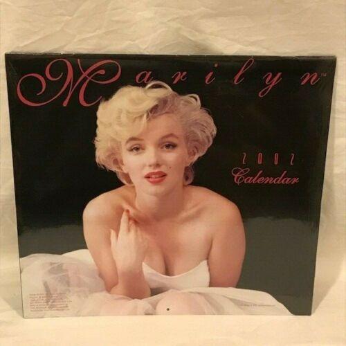 Marilyn Monroe Calendar - 2002 - New / Sealed - Bay Street Publishing