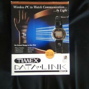 Vintage Timex Data-Link Watch Sarnia Sarnia Area image 1