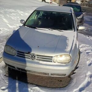 1999 Volkswagen Golf Berline