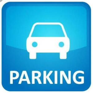 Urgently Needed One Parking Spot! Ninth line and Derry