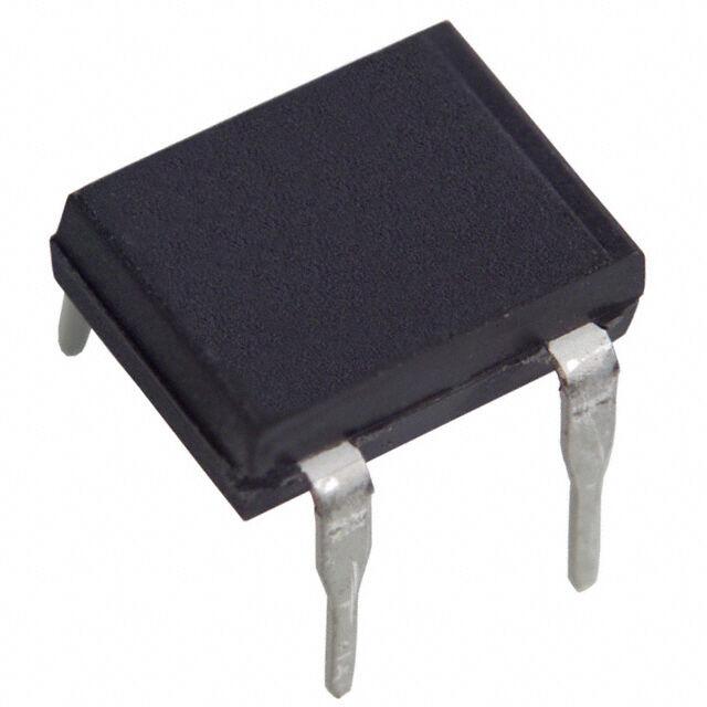 DF04M 400 Volt 1 Amp DIP Bridge Rectifier - Lot of 3