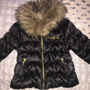 Juicy Couture Baby Puffer Coat 6-12 Months