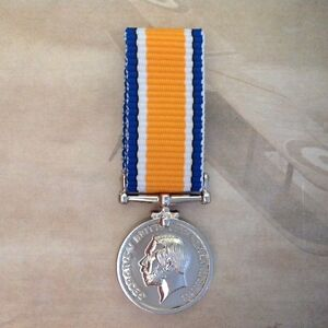 British War Medal | WWI | MINIATURE | WORLD WAR ONE