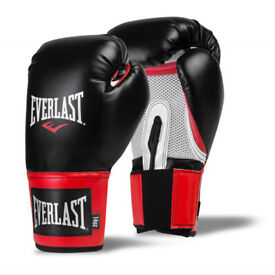 BRAND NEW boxing mma muay thai ufc martial arts boxercise gym fitness gloves mitts Everlast 14oz