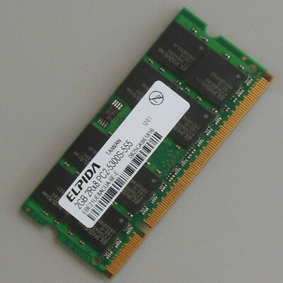 2GB RAM for Acer Extensa 4120, 4230, 4420, 4620 (1x2GB memory)(B1)