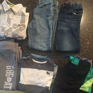 sz 6/7 boys clothing lot - excellent condition