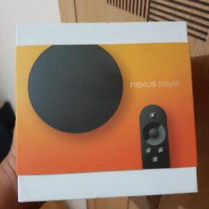 Nexus Player - Android TV 8.0 - Kodi and Terrarium - Mint