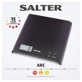 Salter Arc Kitchen Scales Brand New £5