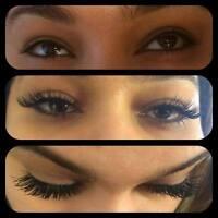 eyelash extension PROMOTION 70$,extension de cils,
