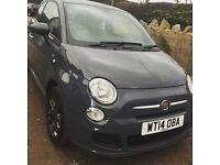 Beautiful Fiat 500S for sale