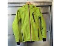 Bright Coloured Women's Ski Jacket Size 10-12
