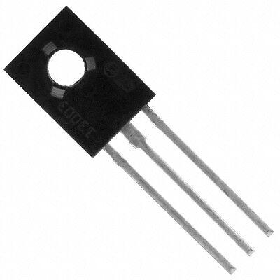 Bd139 Transistor To-126 Lot De 50