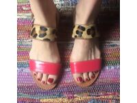 Women's Geox Sandals, size 6.5 - 39.5. Excellent condition!