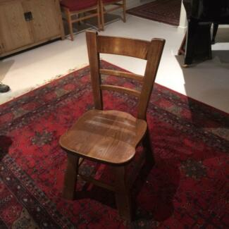 6 French Provincial Oak dining chairs Gilmore Tuggeranong Preview