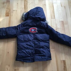 Reebok Montreal Canadiens Jacket M