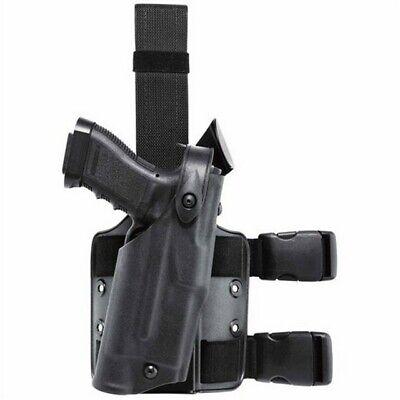 Safariland 6304-8321-561 Alssls Drop-rig Od Green Holster Stx Rh For Glock 17