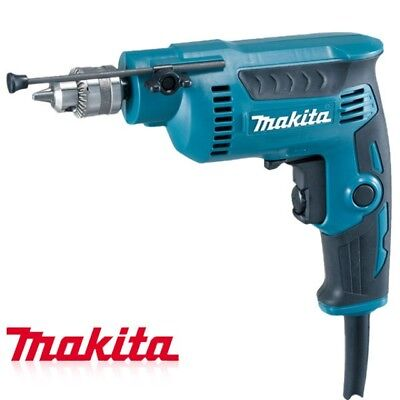 MAKITA Corded Stimulating High Speed Drill DP2010 6.5mm 1/4inch 370W Compact