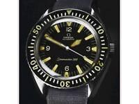Omega Seamaster Wanted
