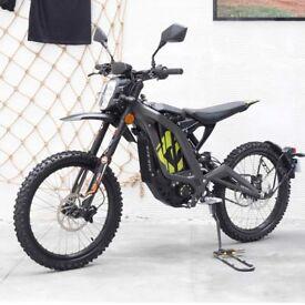 2018 hot electric dirt bike 3000W 200Nm 40mph motorbike