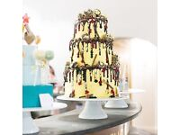 Cake maker/decorators and pastry chef, Mon-Fri for high-end bakery