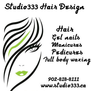 Accepting New Clients - Studio333 Hair Design