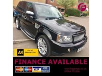 1 YEAR GOLD Warranty & AA - Range Rover SPORT 2.7 TDV6 - Full History 6 MAIN DEALER + 2 Independent