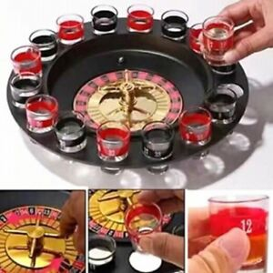 Drinking Roulette Set (Drinking Game)