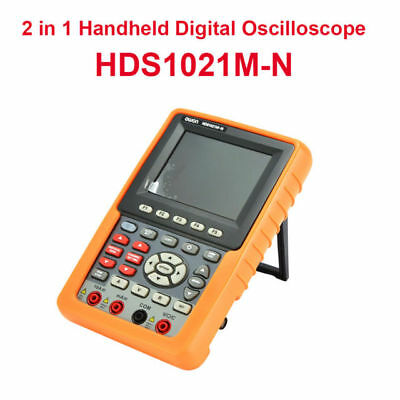 Owon Hds1021m-n Latest 3.5 20mhz 100mss Handheld Digital Storage Oscilloscope