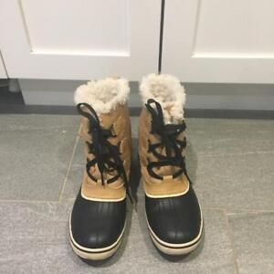 Sorel Boots - Size 8 - Perfect Condition 10/10