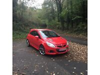 "2007 ""57 plate"" VAUXHALL CORSA VXR 1.6 TURBO 6 SPEED MANUAL 12 months mot PX WELCOME BARGAIN!!!!!!!!"
