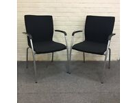 Used Conference Stacking Chair