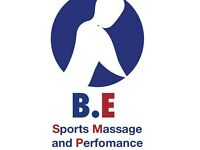Mobile/Room based Sports Massage