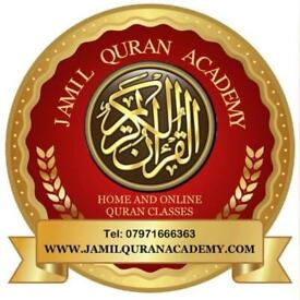 Learn Quran with Best Quran Tutors Home and Online Quran Classes with Tajweed Male&Female Teachers