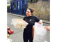 Waiters/waitresses wanted in Le Pain Quotidien Parsons Green earning of £8-£9ph inclusive benefits