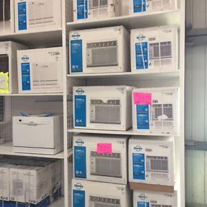 Window & Portable AC's, Dehumidifiers at Danby Factory Outlet