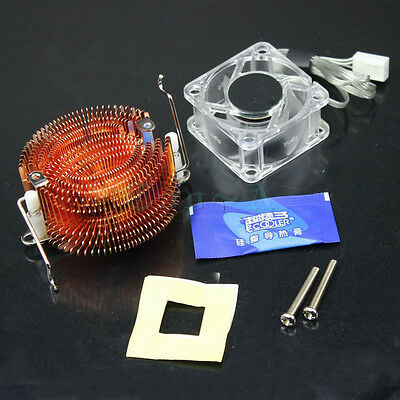 PcCooler NB-400CU Northbridge Cooler Copper Heatsink & 40x40x20mm Cooling Fan