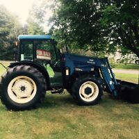 New holland excellent condition