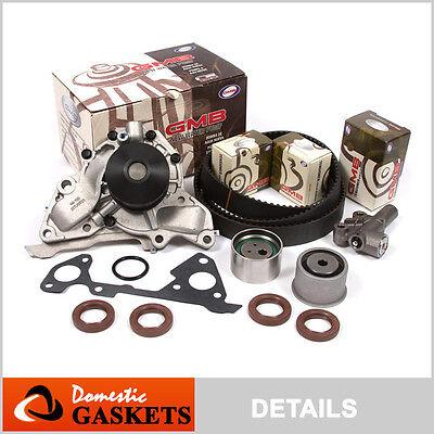 Fits: 02-06 Sedona Sanata Fe 3.5L Timing Belt GMB Water Pump&Tensioner Kit G6CU