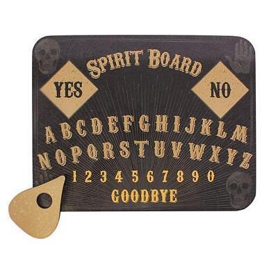 Clasic Ouija Spirit Board Game & Planchette Mystic Magic Ghost Hunt Halloween ()