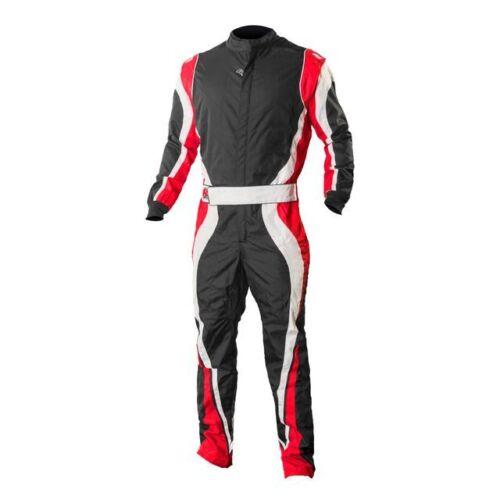 K1 RaceGear 10-SP1-R-ML Speed 1 CIK/FIA Level 2 Approved Kart Racing Suit