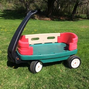 Large Little Tykes Wagon For Sale
